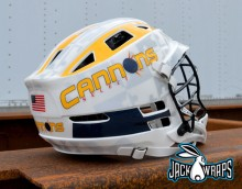 Cannons Select Lacrosse Helmet