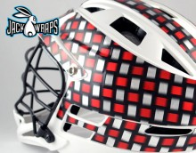 Chrome Lacrosse Headwrap