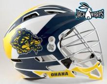 clarkston lacrosse helmet wraps