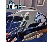 hood college helmet decals