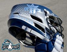 JackWraps Lacrosse Helmet