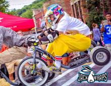 JackWraps Lacrosse Helmet Wraps