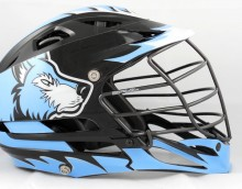Lacrosse Decal Wrap