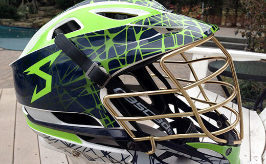 Collegiate and high school levels and have proven to outlast the competition each lacrosse helmet wrap is custom fit to your specific helmet and