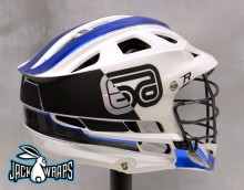 Lax Helmet Decals