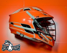 Neon Lacrosse Wrap Blaze