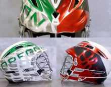 Ohio State Vs. Oregon Lax Wrap