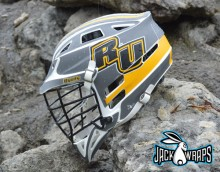 Rowan University Lacrosse Wraps