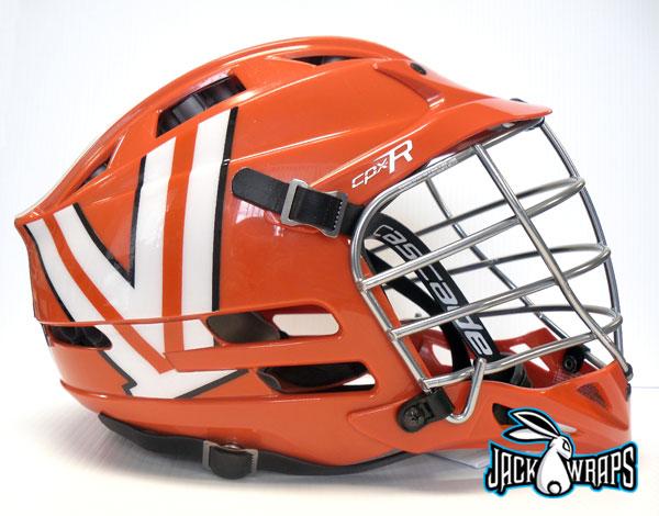 Velocity Lacrosse Helmet Wraps