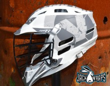 Velocity Lacrosse Matte Headwrap