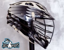 Wings Lacrosse Helmet Decals