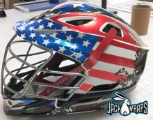 USA Lacrosse Wrap