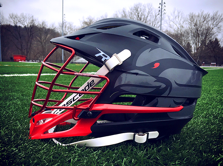 Wheeling Jesuit Lacrosse Decals