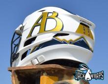 Alderson Broaddus Lacrosse Decals