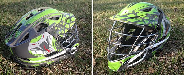 Andover Lacrosse Helmet Wraps