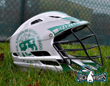Cascade R Helmet Decal Wraps