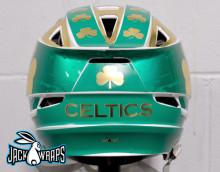 Celtics Lacrosse Wrap