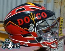 DoCo Lacrosse Helmet Wrap