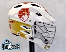 DU Lax Helmet Wrapz
