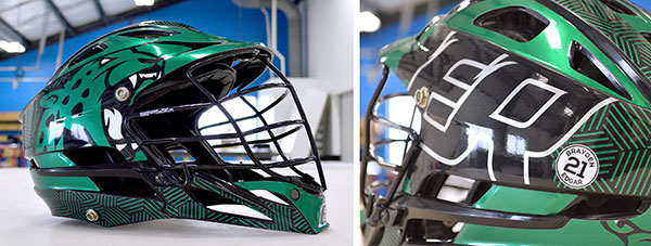 Emerald Ridge Lacrosse Wraps