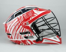 Jack Wraps Indian Lacrosse Wrap