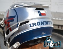 Ironmen Head Wrap