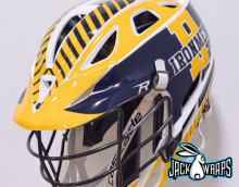 Ironmen Lacrosse Decal Wrap