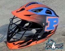 JackWraps Matte Wrap Lacrosse