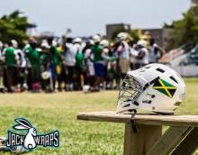 Jamaica Lacrosse Helmet