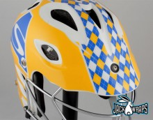Lacrosse Helmet Wrap Warrior