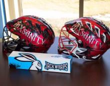 LaxSanity Helmet Wrap