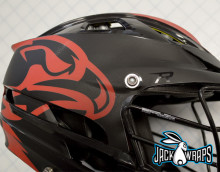 Matte Helmet Decals