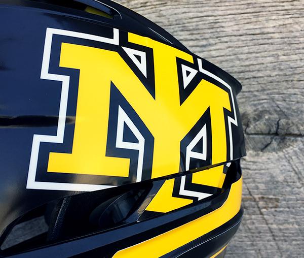 Merritt Island Helmet Wraps
