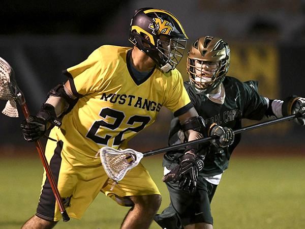Merritt Island Lacrosse Helmet Wraps