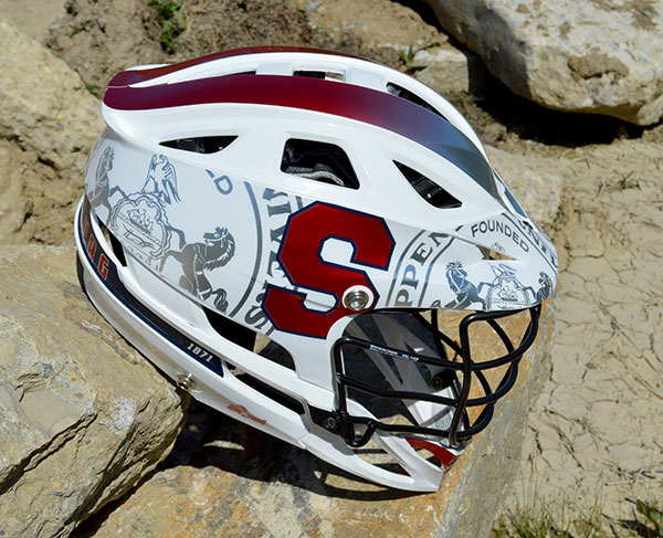 shippensburg helmet wrap