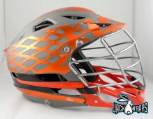 Shorestrings Lacrosse Helmet Wrapz