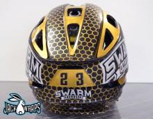 Swarm Helmet Wrapz