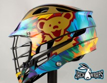 the dye lax wrap