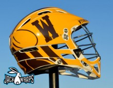Wyoming University Lacrosse Wraps